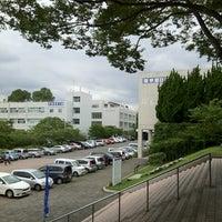 Photo taken at 静岡大学 付属図書館 本館 by Yasunobu H. on 6/27/2013