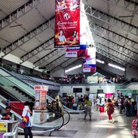Photo taken at Francisco Bangoy International Airport (DVO) by Stephen A. on 5/5/2013