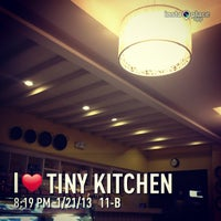 Photo taken at Tiny Kitchen by Stephen A. on 1/21/2013