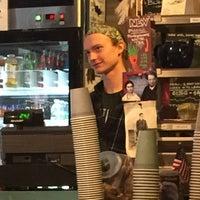Photo taken at Crackskull's Coffee & Books by Tom M. on 3/18/2017