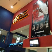 Photo taken at Golden Screen Cinemas (GSC) by محمد ش. on 1/9/2013