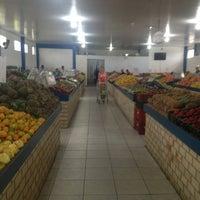 Photo taken at Supermercado Colina by Sebastian M. on 1/27/2013