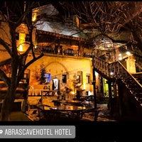 Photo taken at Cappadocia Abras Cave Hotel by 'Furkan Ç. on 2/10/2018