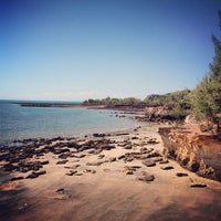 Photo taken at East Point Reserve by travelformotion on 9/13/2013