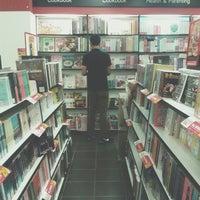 Photo taken at POPULAR Bookstore by Adlina N. on 12/6/2015