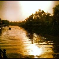 Photo taken at Orontes River by Tarık K. on 11/4/2012
