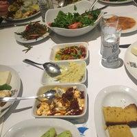 Photo taken at Moshonis Balıkçısı İsmail Chef by Osman Y. on 12/27/2014