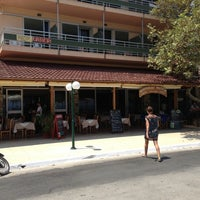 Photo taken at Pantelis Restaurant by Andrew I. on 7/20/2013