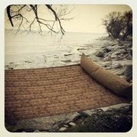 Photo taken at Lake Ontario by Jack S. on 12/14/2012