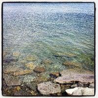 Photo taken at Lake Ontario by Jack S. on 6/14/2013
