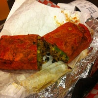 Photo taken at Mucho Burrito Fresh Mexican Grill by Steve P. on 9/27/2012