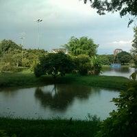 Photo taken at Parque das Frutas by Guilherme T. on 1/8/2013