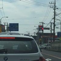 Photo taken at 産業道路入口交差点 by hirogoal 1. on 5/29/2016