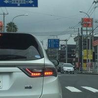 Photo taken at 産業道路入口交差点 by hirogoal 1. on 6/19/2016