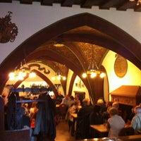 Photo taken at Schlenkerla by Christian H. on 11/24/2012