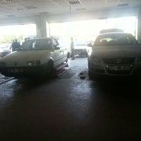 Photo taken at Kerim Motorlu Araçlar Ltd. Şti by Can C. on 4/16/2016