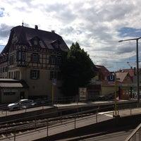 Photo taken at U Münster Rathaus by Aleksandar J. on 6/9/2013