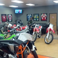 Photo taken at Fay Myers Motorcycle World by Hugo H. on 8/10/2013