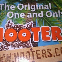 Photo taken at Hooters by Ashly M. on 9/20/2012