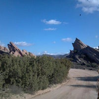 Photo taken at Vasquez Rocks Park by Ijaz A. on 2/9/2013