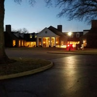 Photo taken at Bellerive Country Club by David H. on 2/23/2017