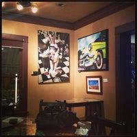 Photo taken at Hob Nobs Cafe & Spirits by SewPixie W. on 1/24/2013