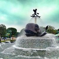 Photo taken at Hong Kong Disneyland by Sibel  X on 4/21/2013