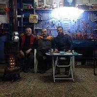 Photo taken at gökler oto bakım servisi by Mustafa U. on 12/14/2015