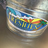 Photo taken at Freshies Restaurant & Bar by EverythingTahoe.com E. on 8/23/2016