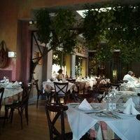 Photo taken at El Otro Sitio by Cristobal A. on 11/10/2012