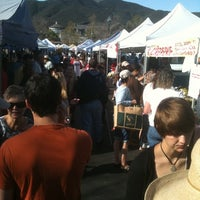 Photo taken at Old Town Temecula Farmer's Market by Michelle V. on 3/16/2013
