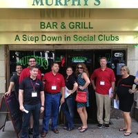 Photo taken at Murphy's Bar & Grill by Chip L. on 8/6/2013