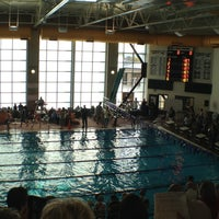 Photo taken at Clearfield Aquatic and Fitness Center by Chip L. on 4/20/2013