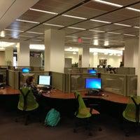 Photo taken at Earl Gregg Swem Library by Valeriy O. on 10/23/2012