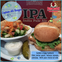 Photo taken at The Pump House Brewery and Restaurant by The Pump House Brewery and Restaurant on 7/16/2015