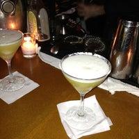 Photo taken at Verlaine Bar & Lounge by Jennifer Y. on 5/24/2013
