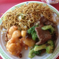 Photo taken at Panda Express by Tim P. on 6/2/2013