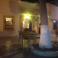 Photo taken at Café el M'dina by Gianni H. on 10/25/2013