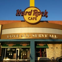 Photo taken at Hard Rock Cafe Margarita by Fabian G. on 2/3/2013