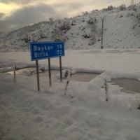 Photo taken at batman il sınırı by Muhammed Bilal T. on 1/3/2016