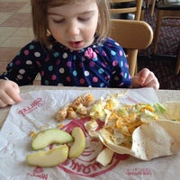 Photo taken at Wendy's by Laurie G. on 4/17/2014