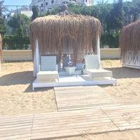 Photo taken at Sentido Private Beach by Ilvi 🎀 V. on 6/15/2017