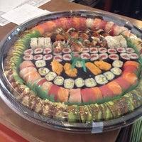 Photo taken at Abashiri Japanese Restaurant by Nan R. on 12/24/2013