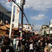 Photo taken at 堺市農業協同組合 東陶器支所 by Takaki O. on 10/12/2013