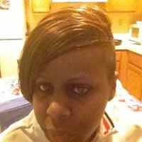 Photo taken at Ama's African Hair Braiding by LaKeisha P. on 1/6/2013