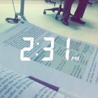 Photo taken at FW202 - AOU by Rawan A. on 12/22/2015