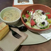 Photo taken at Panera Bread by Mavis C. on 11/2/2013