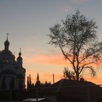 Photo taken at Церковь Спаса Преображения by Екатерина Т. on 7/27/2016