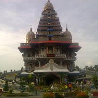 Photo taken at Graha St. Maria Annai Velangkanni by roy y. on 5/30/2014