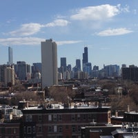 Photo taken at Park View Roofdeck by Jerry B on 4/11/2014